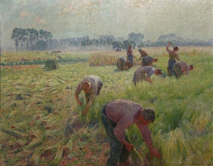 Emile_Claus-the_Harvest
